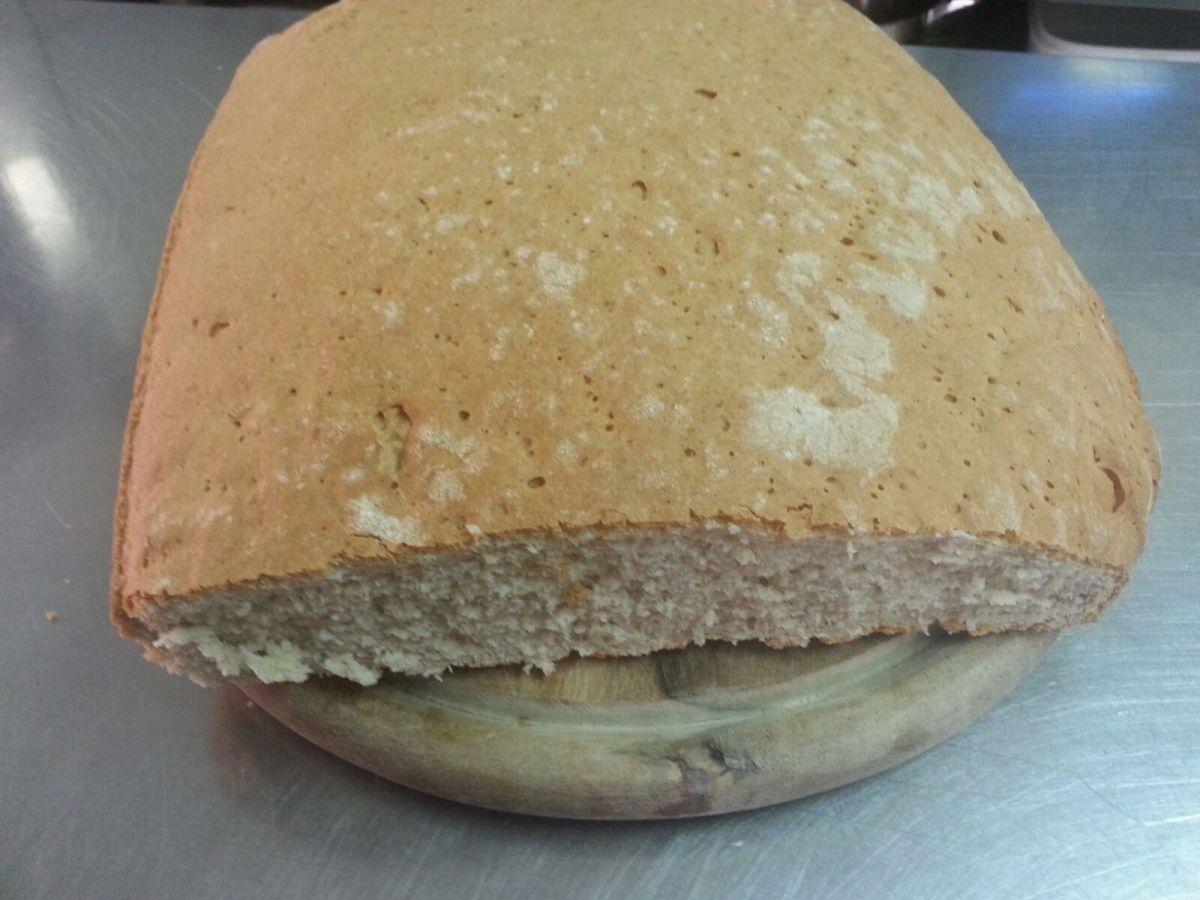 """Ricetta """"il pane con farina di Solina"""""""